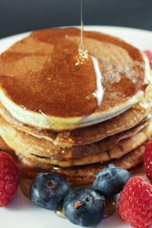 Protein Pancake| www.notafoodexpert.com