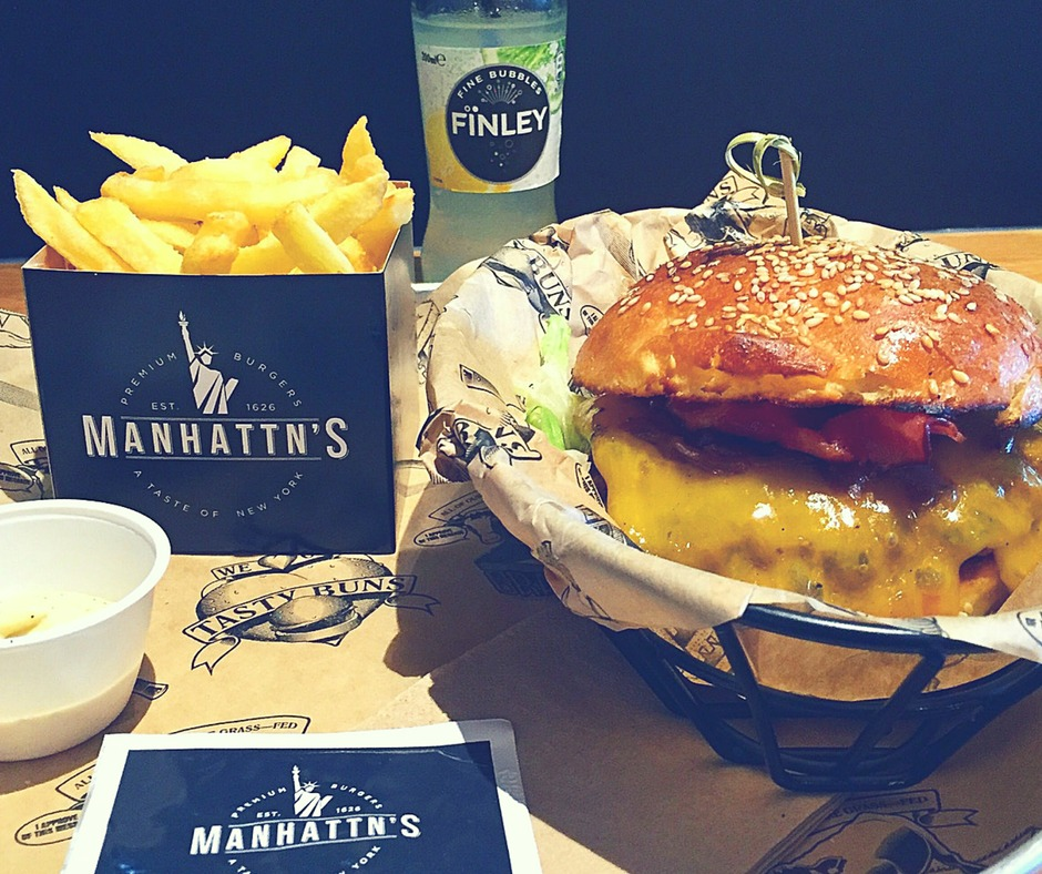 Manhattan's Burger