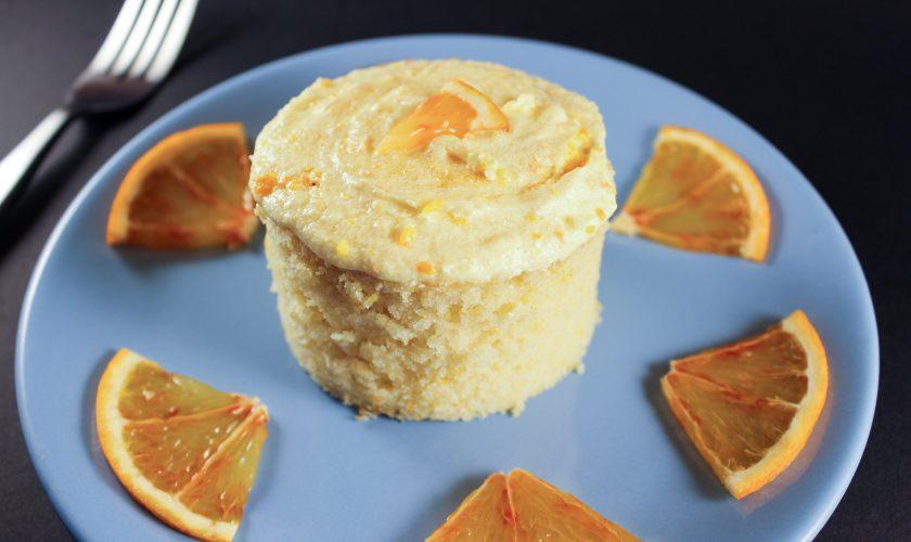 Orange Cake | www.notafoodexpert.com